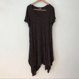 Chelsea & Theodore Asymmetrical Dress XL